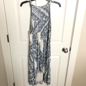 Country girl high low dress